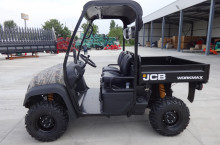 JCB Workmax 800D практични коли
