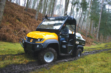 JCB Workmax 1000D практични коли